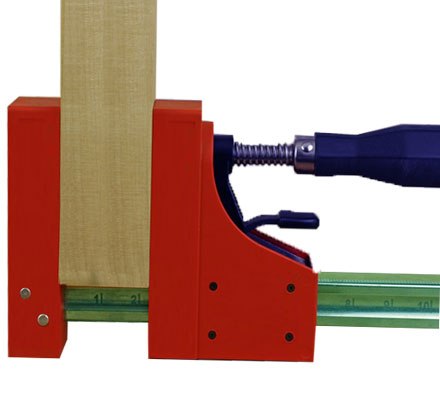 Parallel bar clamps